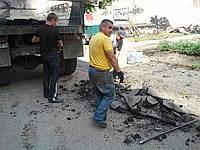 Ремонт и реконструкция асфальтового покрытия, ямочный ремонт дорог
