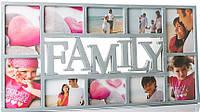 Фотоколлаж Семейные Ценности
