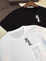 Мужская футболка Louis Vuitton