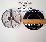 Горелка и крышка для газ. плиты Грета (GRETA) 2008-2011г. (большая). код товара: 7110, фото 2