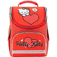 Рюкзак / Ранец / Портфель школьный каркасный Kite 501 Hello Kitty-1