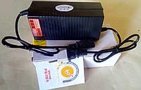 Автоматическое универсальное зарядное устройство 24v 2.0a  литиевых аккумуляторов