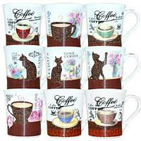 Кружка'Чашка кофе' 300мл 040-01-69