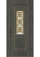 Дверь входная с ковкой №21 модель 148