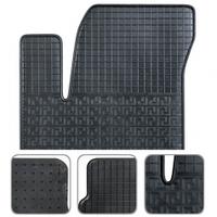Коврики автомобильные P/A Skoda Rapid 2013+/Seat Toledo IV 2012+ LUX, комплект, 4 шт (86786)