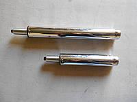 Газлифты хромированные для офисных парикмахерских компьютерных кресел стульев 155 мм. 235 мм. 300 мм. 375 мм.