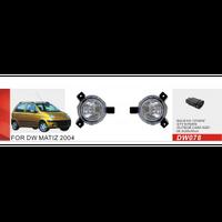 Фары дополнительные модель Daewoo/Matiz/2004/DW-078W