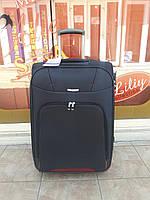 Сверхпрочный чемодан Premium class Ousen средний! синий , Одесса