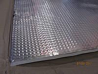 Шумоизоляция вибро Turbo 2,0 мм (60 мкм) (0,6м х 0,5м