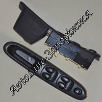 Kнопки стеклоподъемников оригинальные ZAZ Lanos T150, ZAZ Sens OE (Корея) в водительскую дверь, 96279323