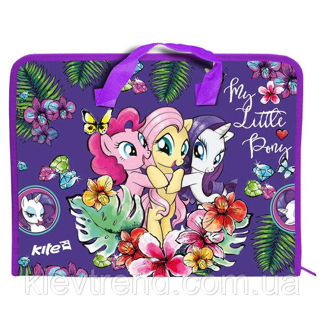 Папка с ручками My Little Pony LP 17-202-01