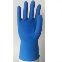 Перчатки латексная неопудренные L 50шт/уп LPF16-L (10уп) (МНР015452)