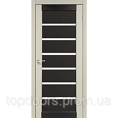 "Двери межкомнатные Корфад ""PC-02 ПО сатин"""