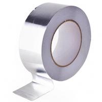 Скотч алюминиевый фольгированный 55мк х 50мм х 50м (MH-0954)