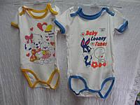 Боди для новорожденного р 68-74-80-86