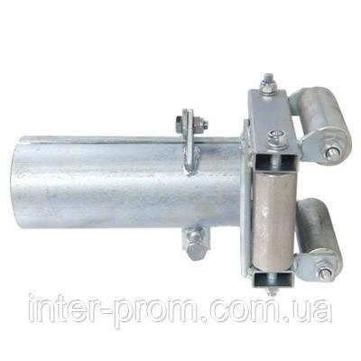 Ролик кабельно-угловой Вводной ролик для кабеля РВК-90-110 РКУ-55, фото 2