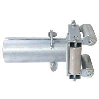 Ролик кабельно-угловой Вводной ролик для кабеля РВК-90-110 РКУ-55