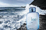 Calvin Klein CK Free Blue For Men, фото 3