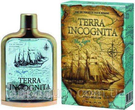 Brocard Terra Incognita Blue Lagoon