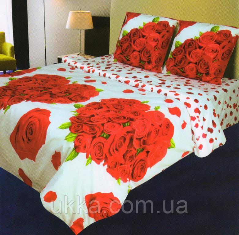 Двуспальное постельное белье ТЕП Розали
