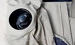 Полуторный тканевый надувной матрас Intex 68799 черно-коричневый 191 х 127 х 24 см, фото 3