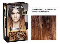 Краска для волос L´Oréal Paris Préférence Wild Ombrés №1, фото 1