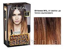 Краска для волос L´Oréal Paris Préférence Wild Ombrés №1