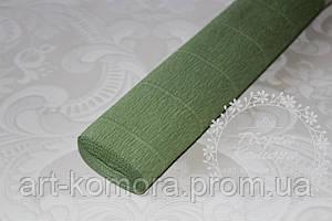 Креп бумага (гофрированная),олывковая №562