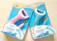 Электрическая водонепроницаемая роликовая пилка Comfort Smooth для огрубевшей кожи ног