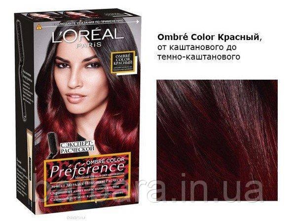 Краска для волос L´Oréal Paris Préférence Wild Ombrés №6.66