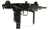 Пневматический пистолет kwc kmb07 (uzi)