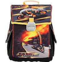 Рюкзак / Ранец / Портфель школьный каркасный Kite 503 Speed racing