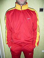 Cпортивный костюм  Nike красный