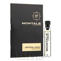 Montale Crystal Aoud 2ml