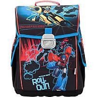 Рюкзак / Ранец / Портфель школьный каркасный Kite 503 Transformers