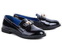 Туфли на девочку  32-37  GFB (Канарейка) Е3062- 1