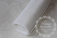 Креп бумага (гофрированная), белая №600