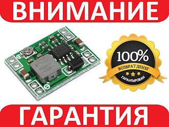 Понижающий конвертер тока 4.5-28В на 0.8-20В