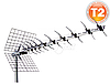 Romsat UHF-43EL DVB-T/Т2 - наружная антенна для Т2 тюнера