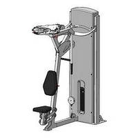 Тренажер для мышц груди и задних дельт Fit Way Factory Bridge Style A 101