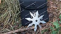 Нож сюрикен звезда - 8 Метательный