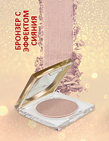 Бронзер с эффектом сияния  Contour Face Pressed Powder 03 9 g