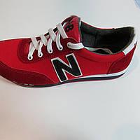 Кроссовки женские красные с черным New Balance 1238 код 165А