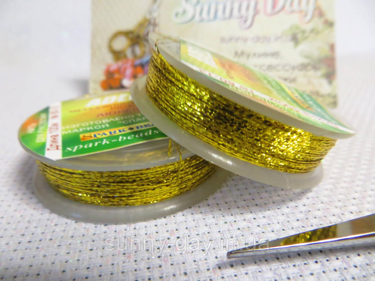 Люрекс ADELE, цвет - золото
