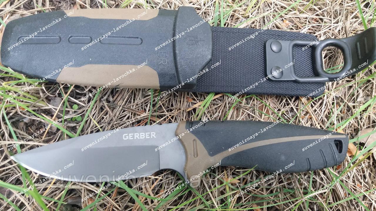 Нож нескладной S-116 Gerber Bear Grylls
