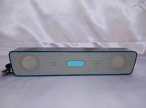 Колонка компьютерная USB M-028!Акция, фото 2