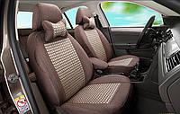 Авточехол для Volkswagen текстильный