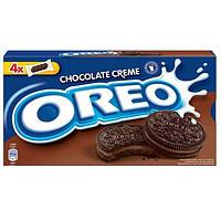 Печенье OREO Chocolate creme ( с шоколадным кремом) Швейцария 176г