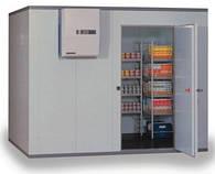 Промышленные моноблоки и сэндвич панели для холодильных и морозильных камер