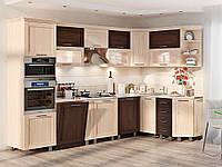 Кухня Комфорт Мебель Кухня-299 Престиж 3,2х1,7 м